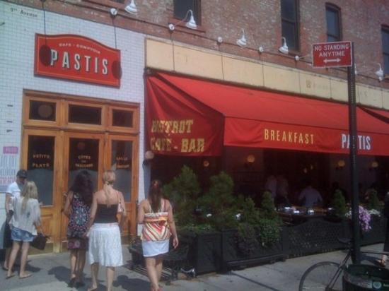 pastis new york sex and the city in Barry