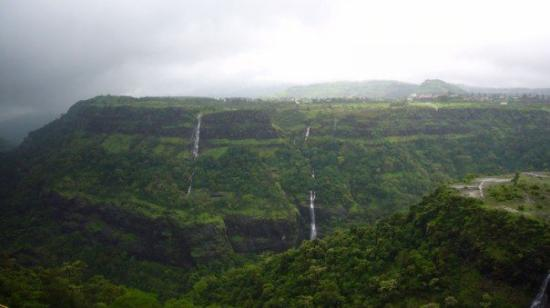 Image result for khandala waterfall from dukes retreat