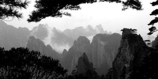 Huangshan Photo