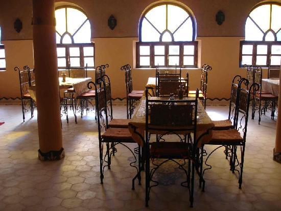 Takojte Hotel: Takojte Dining Room