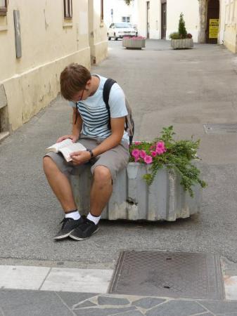 Varazdin, Kroatia: Jamais sans son guide!!