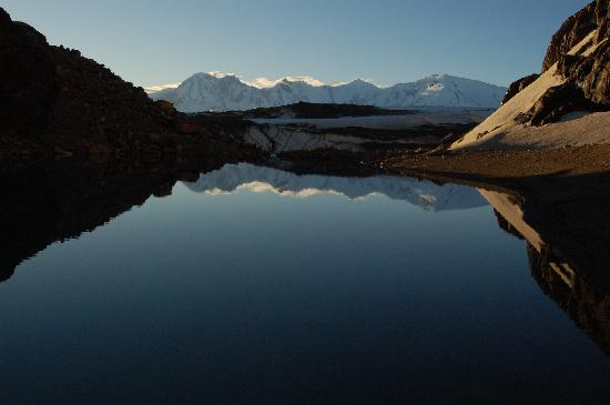 Patagonia Hikes: Second the last campsite