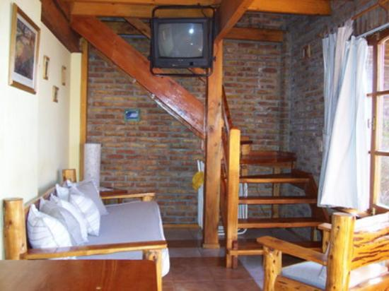 Ruca Nehuen : Estar bungalow 4 personas