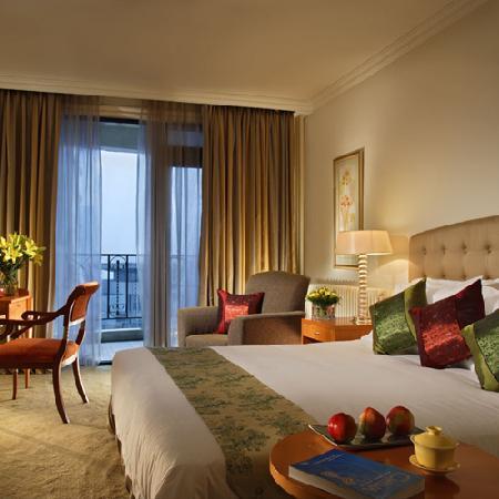 Somerset Grand Fortune Garden Beijing: Bedroom