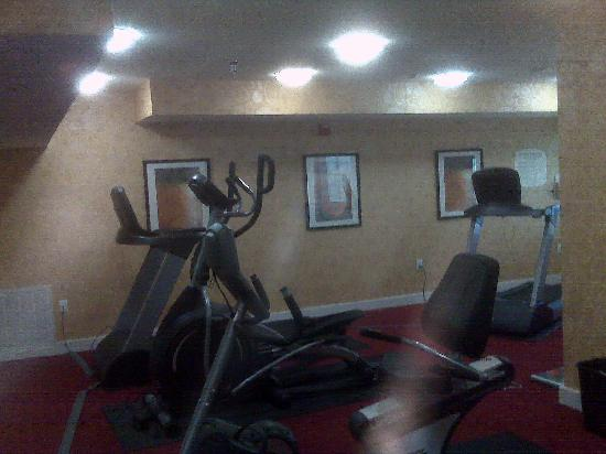 Residence Inn Greensboro Airport: Gym