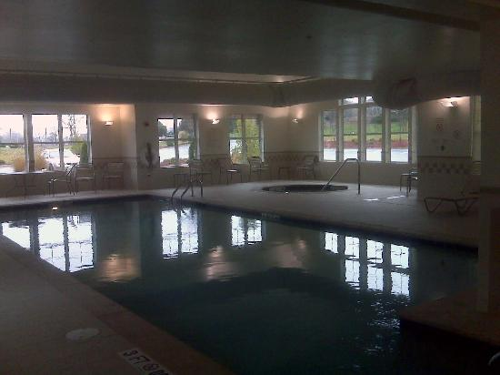 Residence Inn Greensboro Airport : Pool