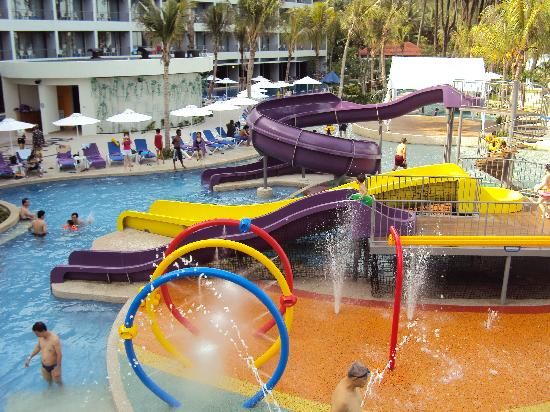 Kids pool picture of hard rock hotel penang batu - Hard rock hotel penang swimming pool ...
