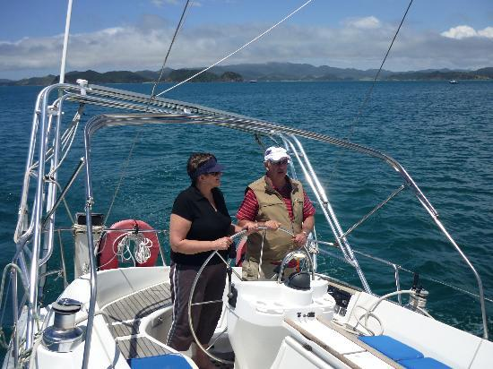 Tango Sailing: What a great Day