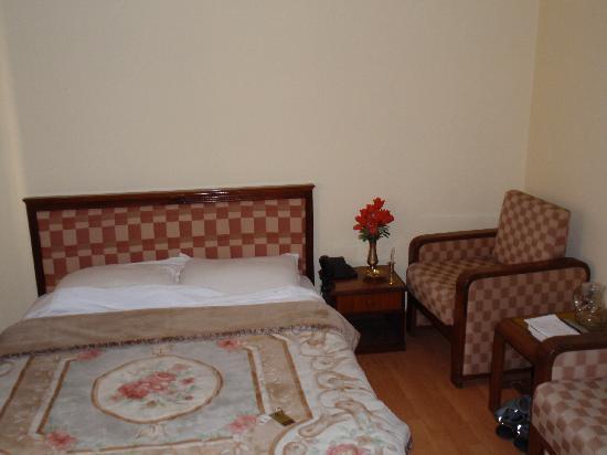 Hotel Blue Horizon: Double Room View 1