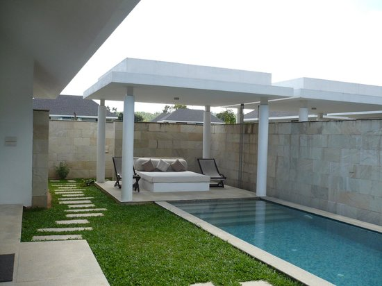 The Serai: Private Pool & Gazebo