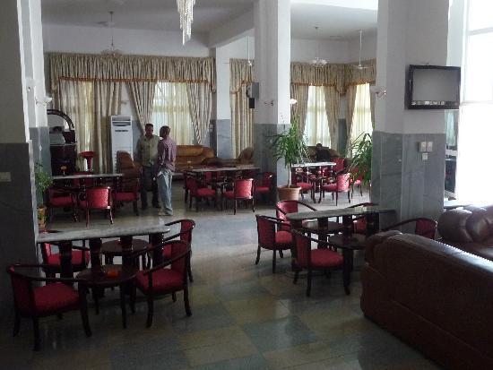 Keren, Ερυθραία: Lobby
