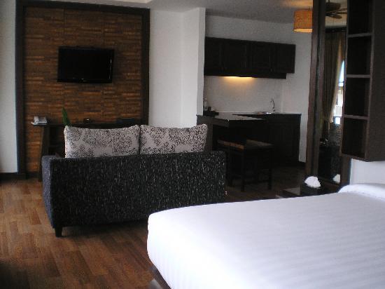 Maryoo Hotel: Room