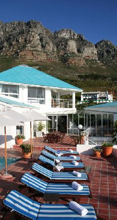 Diamond Guest House: Diamond House, at the foot of Table Mountain