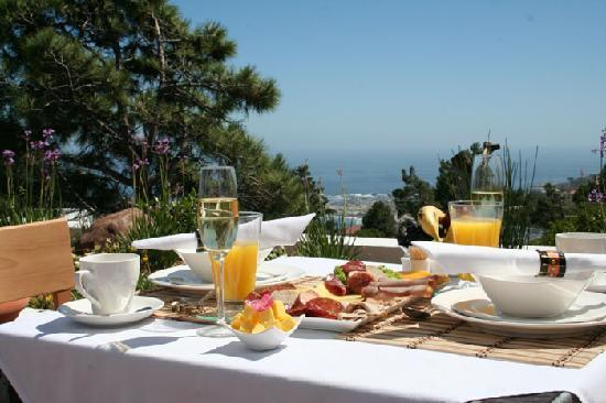 Diamond Guest House: Breakfast