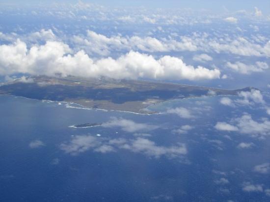 Iwo Jima, Japan: The whole island