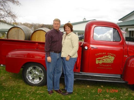 Carlos Creek Winery: Carlos Creek