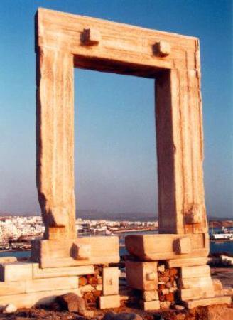 Naxos (Stadt) Foto
