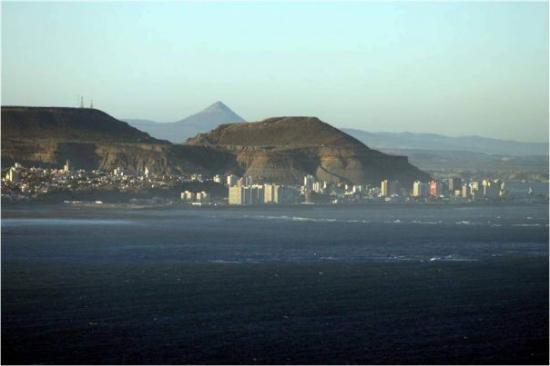 Comodoro Rivadavia, อาร์เจนตินา: Mi ciudad natal, aquella donde crecí... HERMOSA...!!!
