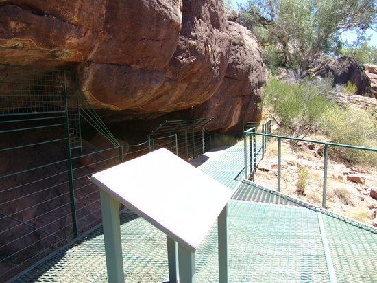 Mulgowan (Yapa) Aboriginal Rock Art Site