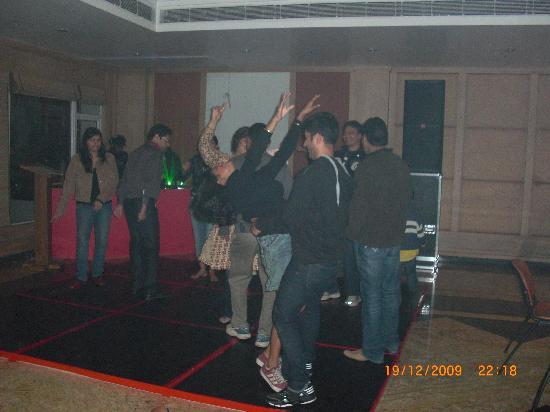 The Tree House: DJ