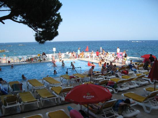 H TOP Caleta Palace: Pool