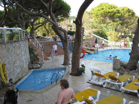 H TOP Caleta Palace: Kinderpool