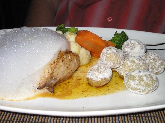 Hotel Cantarana: Kulinarische Köstlichkeit