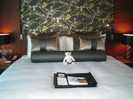 فيرمونت باب البحر: King Bed
