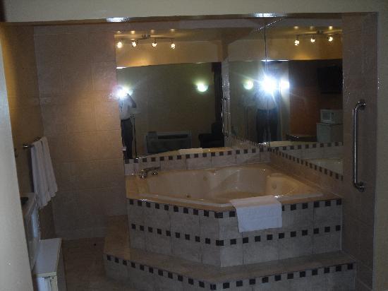 Master Suites Hotel: Jaccuzi Room