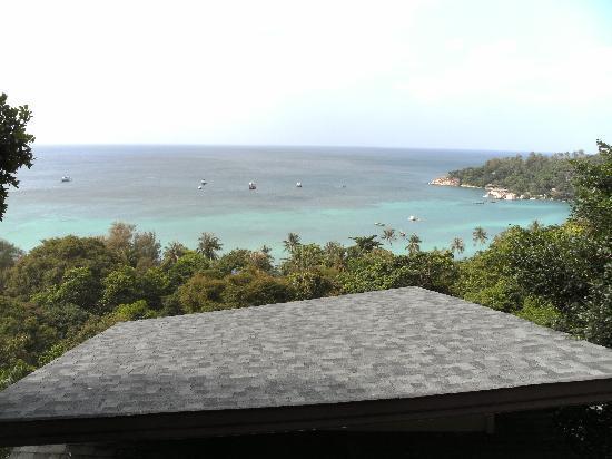 Chintakiri Resort : The view