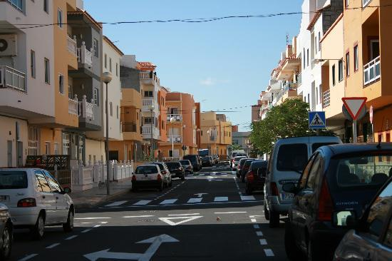 Лос-Абригос, Испания: los abrigos