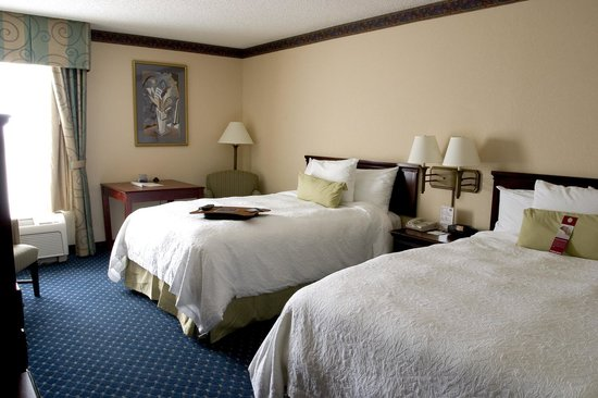 Hampton Inn Tampa / Rocky Point - Airport: Two Bed Room