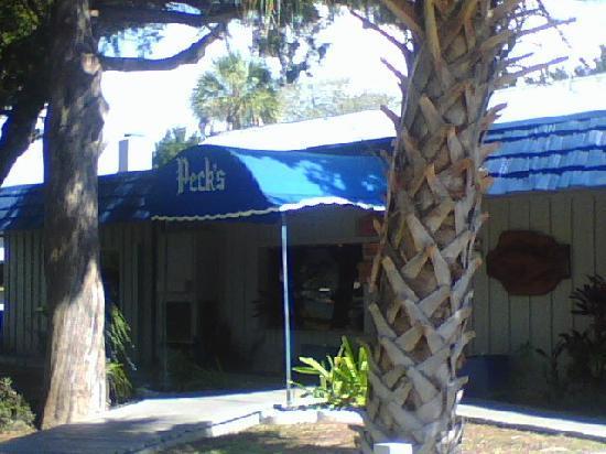 Peck's Old Port Cove : Peck's in Ozello FL