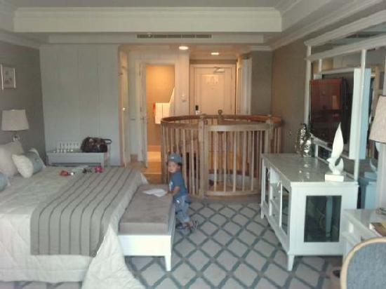 Hilton Dalaman Sarigerme Resort & Spa: our spa suite room