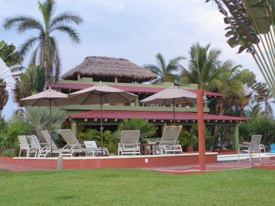 Majahua Palms: Restaurant