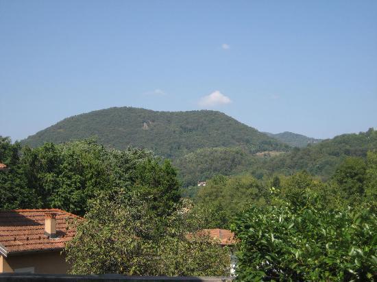 هوتل سانتا كاترينا: Vista desde el jardín