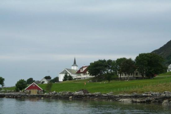 Maloy, Noruega: Frøya - Nesja