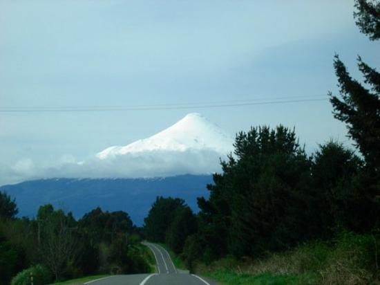 Puerto Montt, Chile: Volcán Osorno - Chile