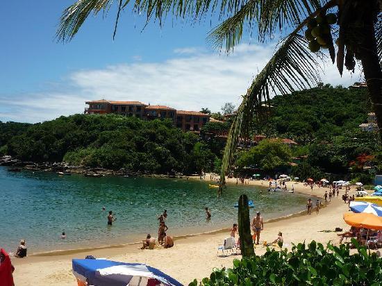 Hotel Ville La Plage: Playa Joao Fernandes