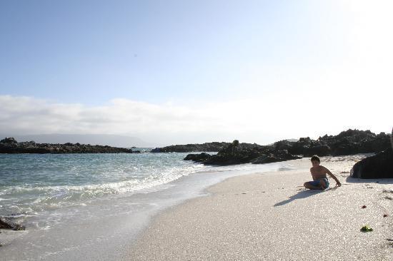 Caldera, شيلي: Bahía Inglesa, es una de las 60 playas de Caldera y balneario muy concurrido