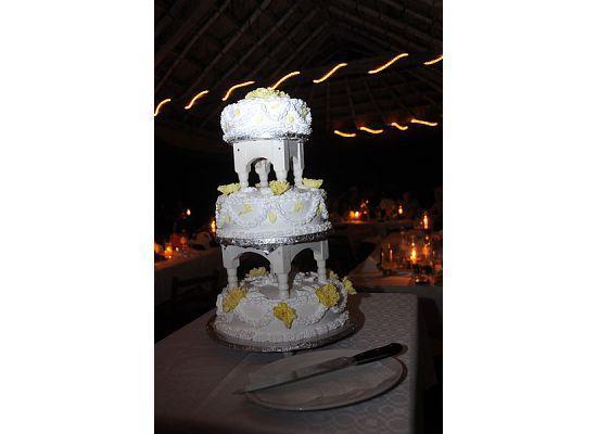 Tres Leches Wedding Cake Yum
