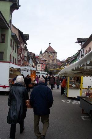 Ringhotel Johanniterbad: Market Day