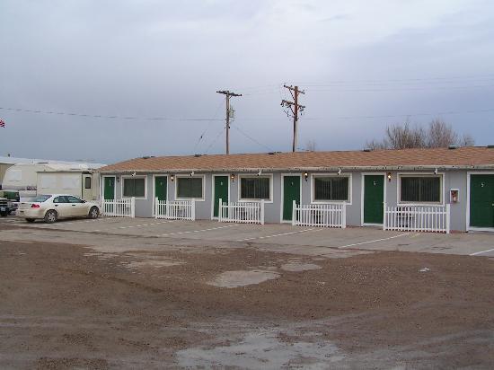Keene Motel: Motel
