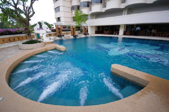 Furama Chiang Mai: Whirlpool on 5th Floor