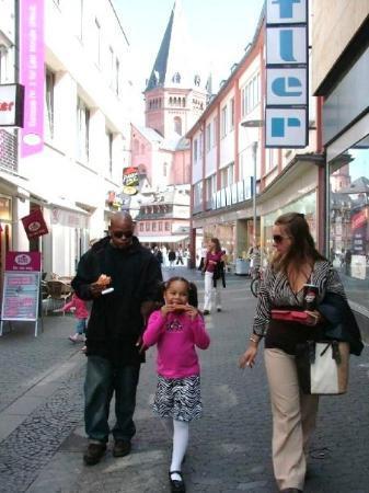 Mainz, Germany  July 2009