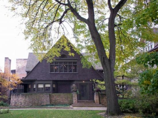 Oak Park, IL: Frank Lloyd Wright Home & Studio