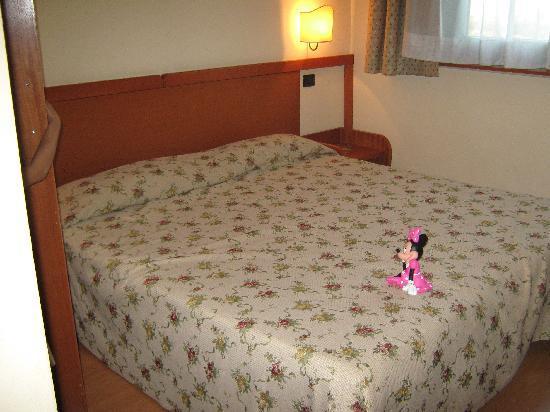Sangallo Park Hotel: 主寝室