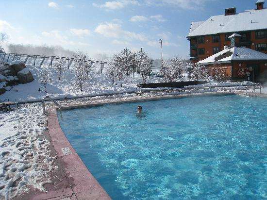 Mountain Creek - The Appalachian & Black Creek Sanctuary: Appalachian Heated Pool