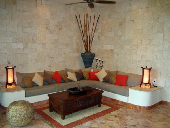 Porto Playa Condo Hotel & Beachclub: living room