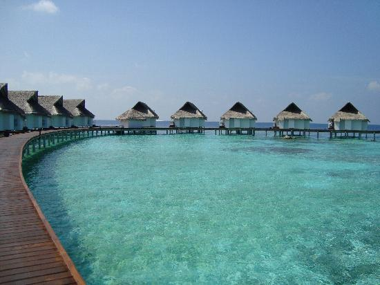 Centara Grand Island Resort & Spa Maldives: Luxury Sunset Water Villas
